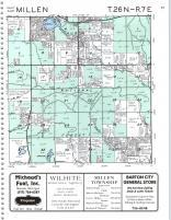 Millen T26N-R7E, Alcona County 1995